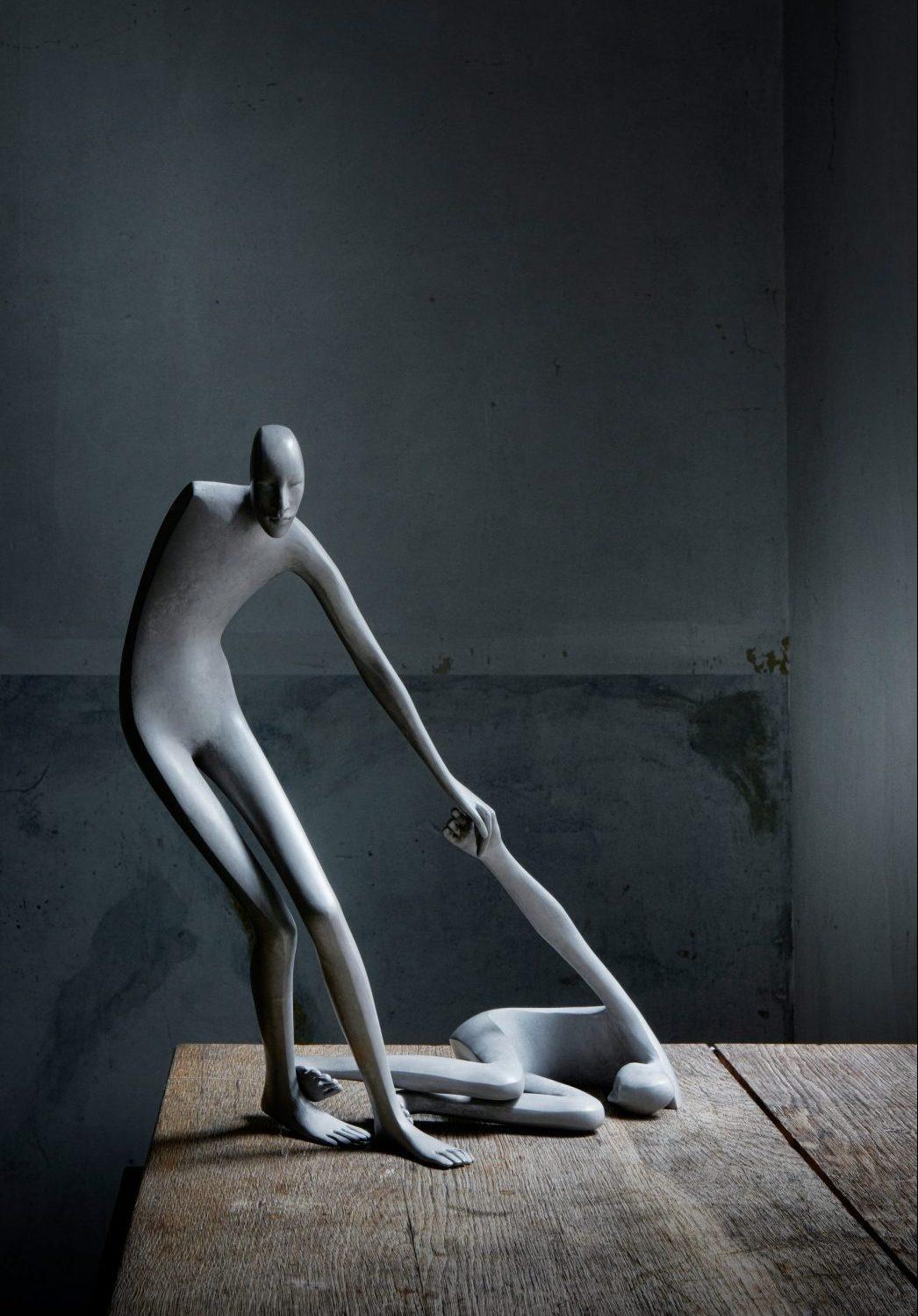 Isabel Miramontes - sculpture - Allez-Viens - © Casart