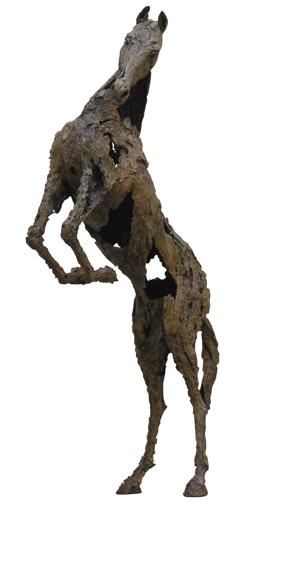 Van den Abeele - sculpture - Horse - © Casart