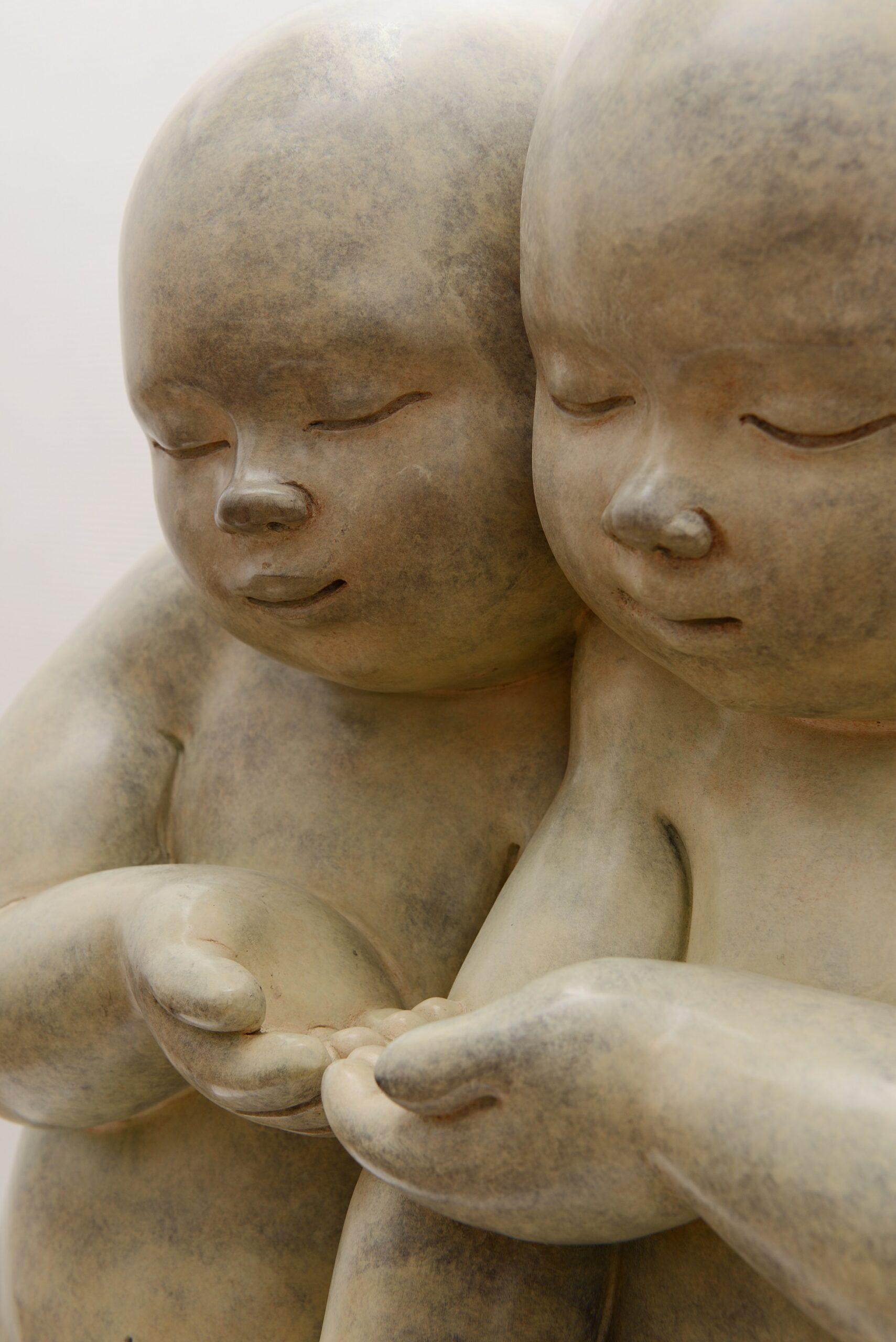 Garibay - sculpture - Nid - © Casart