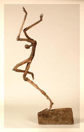 Nicolas Rudler - sculpture - Crazy Dance - © Casart