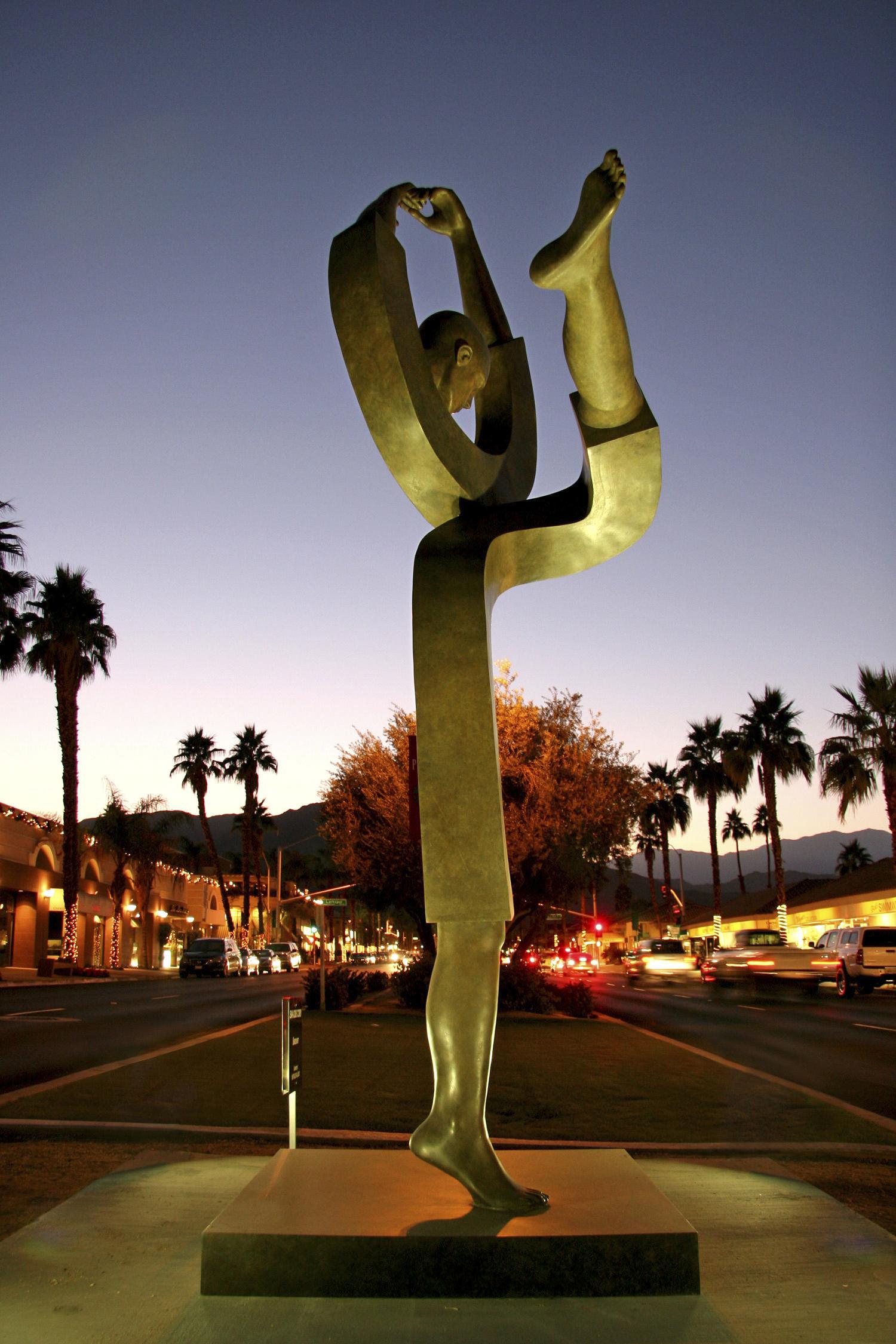 Corby - sculpture - Danse - © Casart