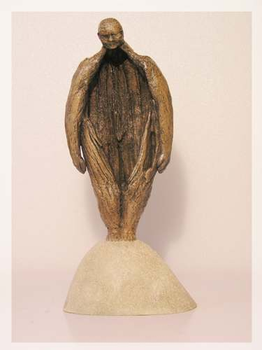 Nicolas Rudler - sculpture - Dévoilement - © Casart