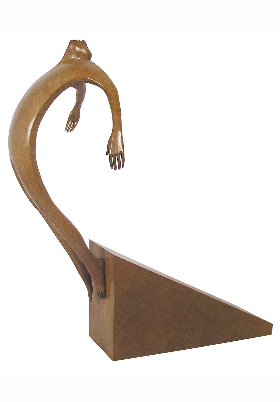 La Grande Voile - Miramontes - sculpture - © Casart