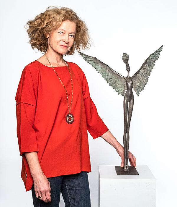 Hedwige Leroux, sculptrice, Casart