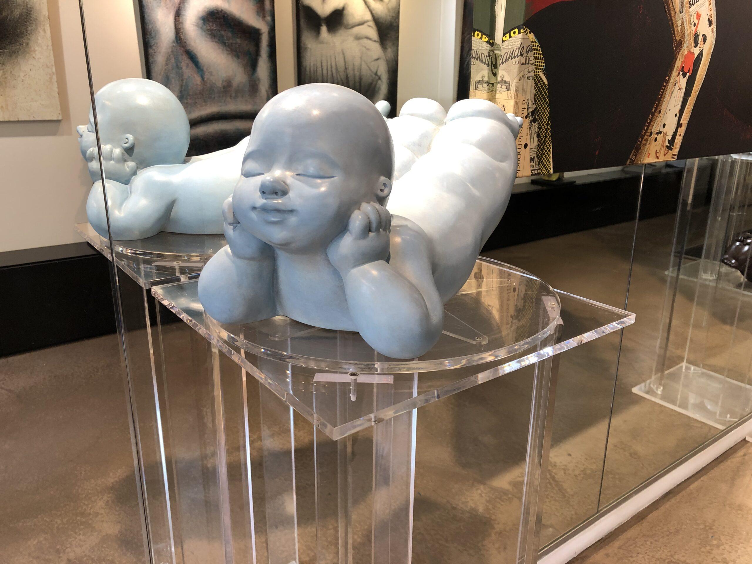 Garibay - sculpture - Fantaisie - Casart