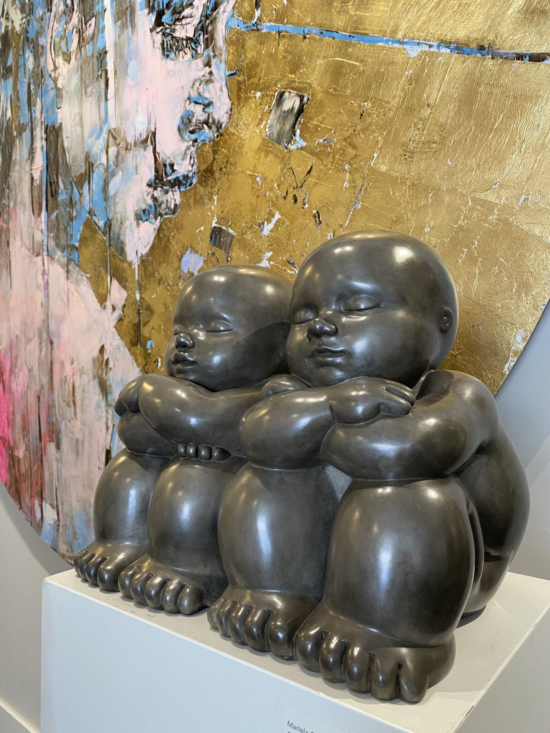 Garibay - sculpture - Ensemble - Casart