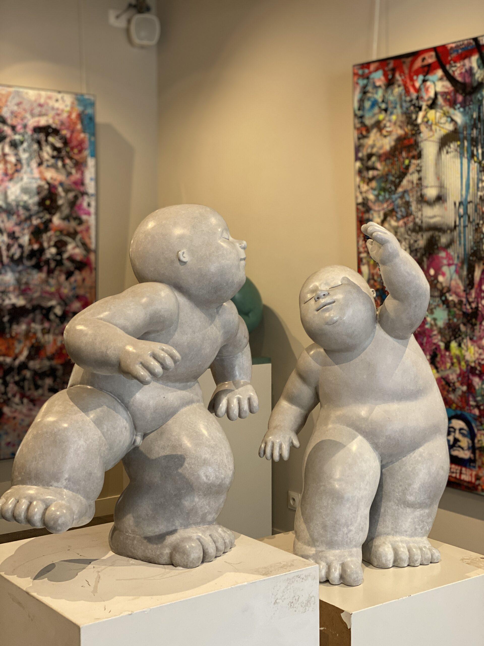 Garibay - sculpture - Dance - Casart