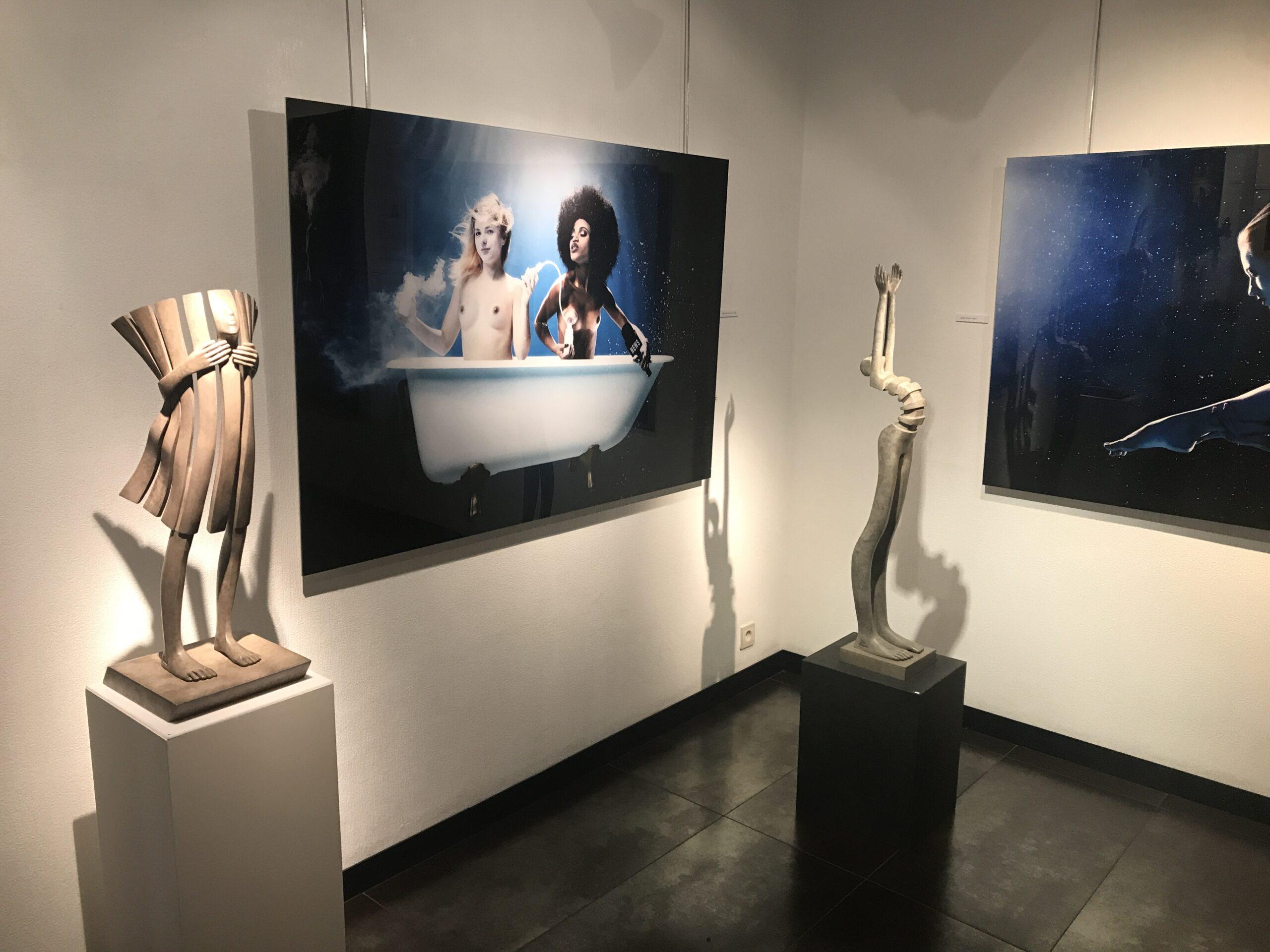 Isabel Miramontes - sculpture - Luna - © Casart