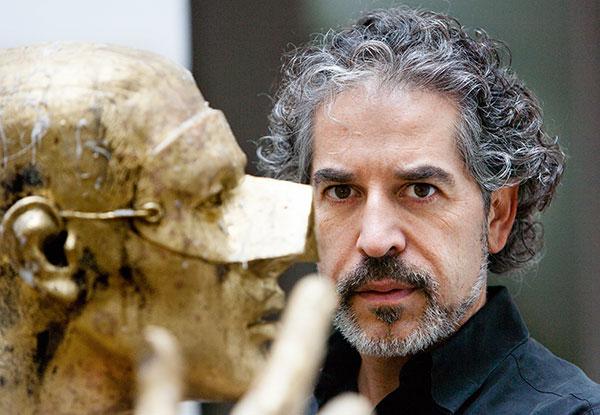 JorgeMarin, sculpteur, Casart