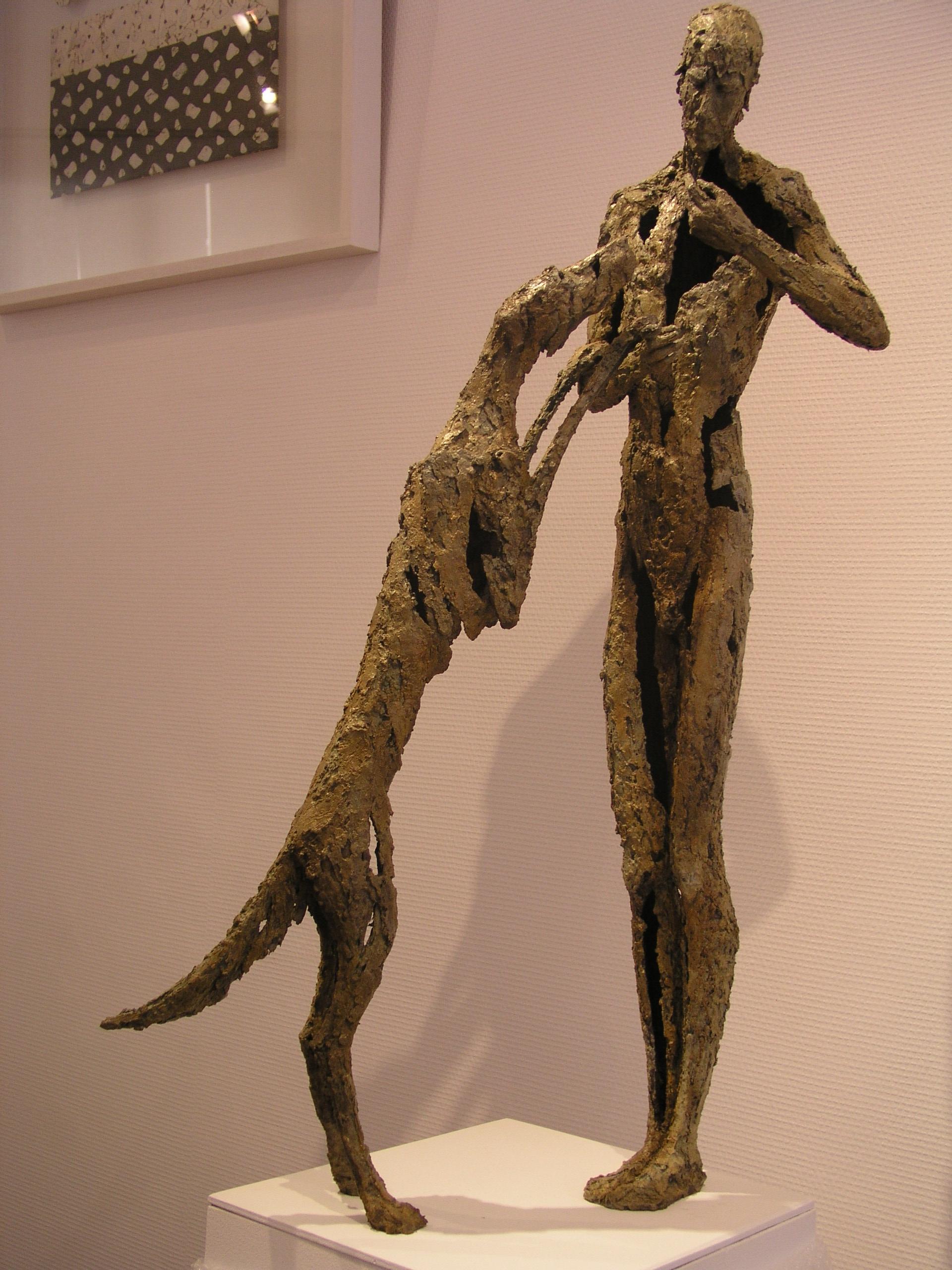 Jacques Van den Abeele - sculpture - Dog - © Casart
