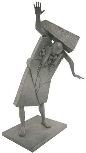 Corby - sculpture - Mister Punch - © Casart