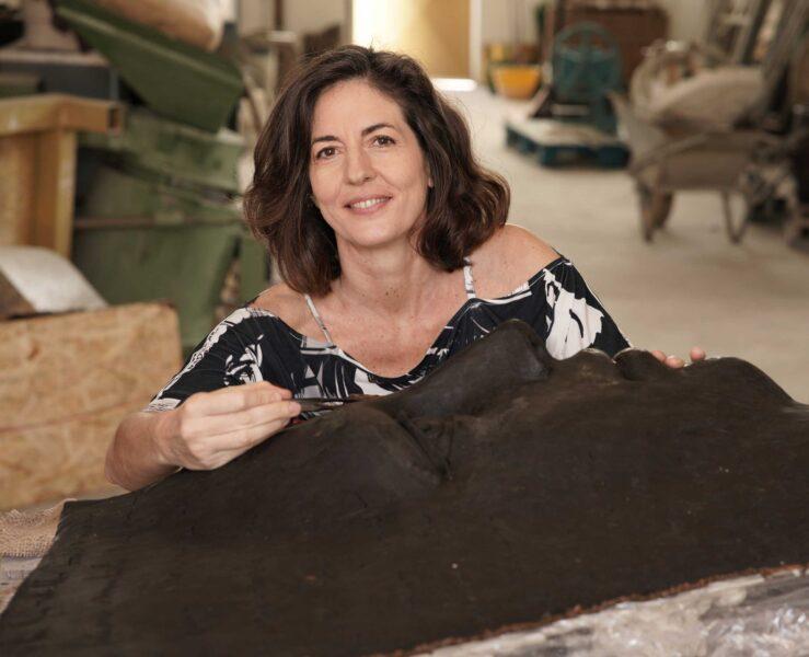 Paola Grizi, artist sculptor