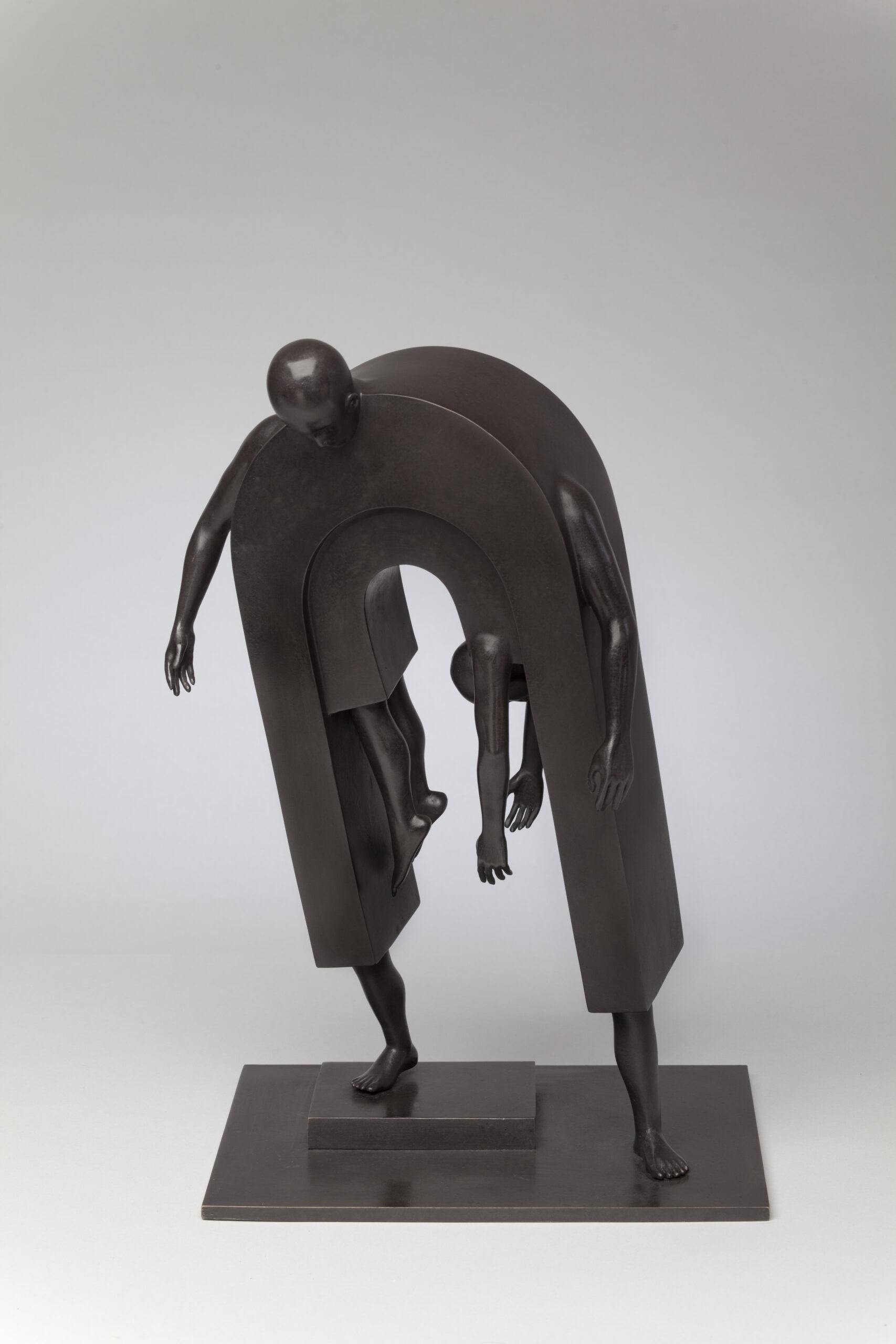 Corby - sculpture - Protection - © Casart