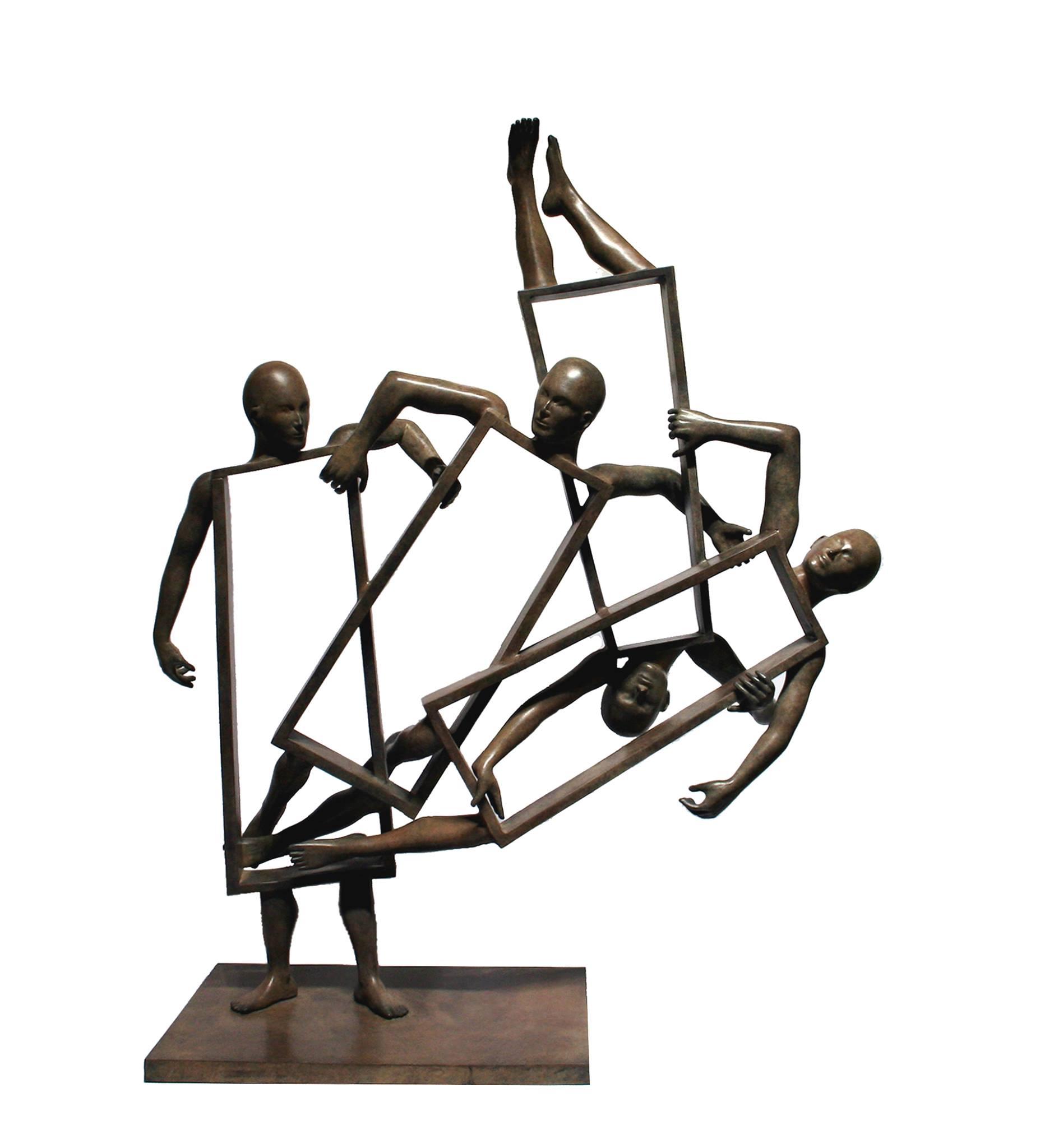 Corby - sculpture - Quatre Saisons - © Casart