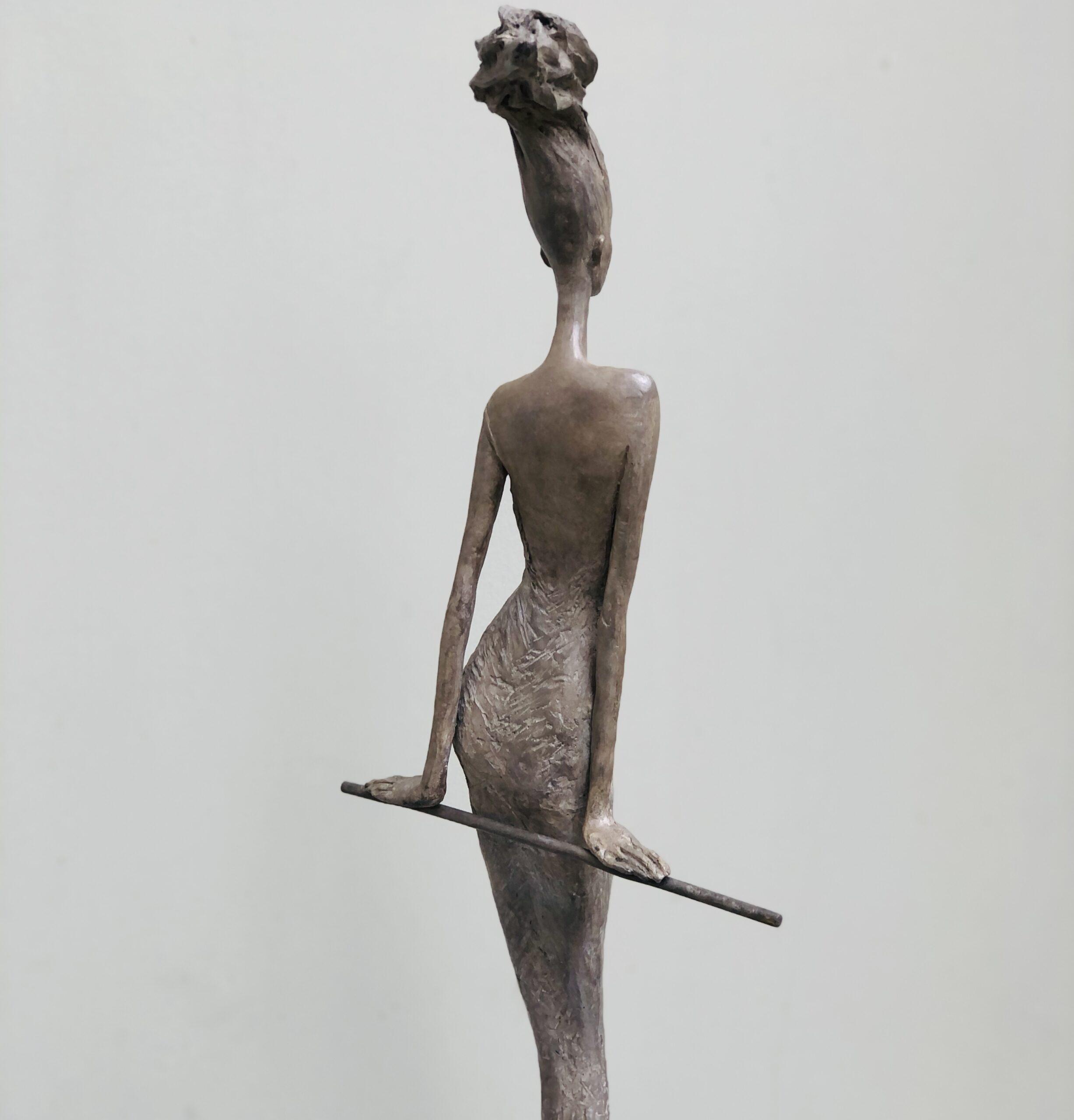 Hedwige Leroux - sculpture - Seduction- © Casart