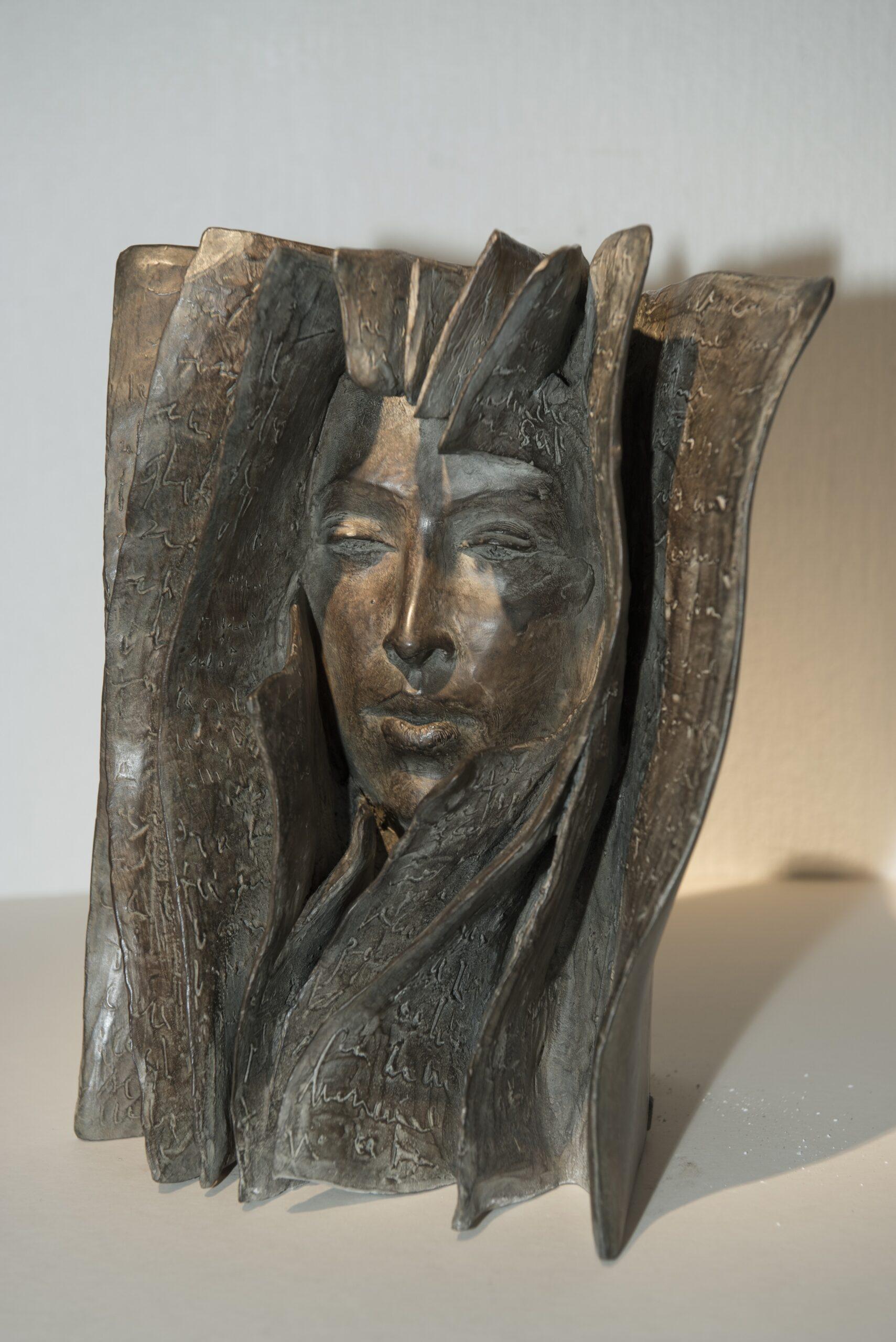 Paola Grizi - sculpture - Breath - © Casart