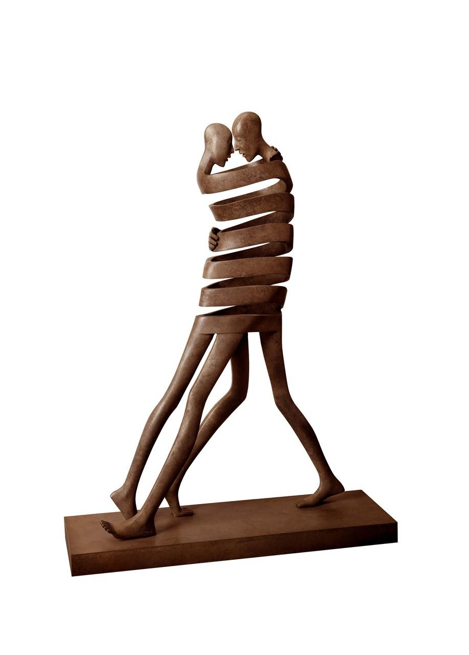 Isabel Miramontes - sculpture - Tango - © Casart