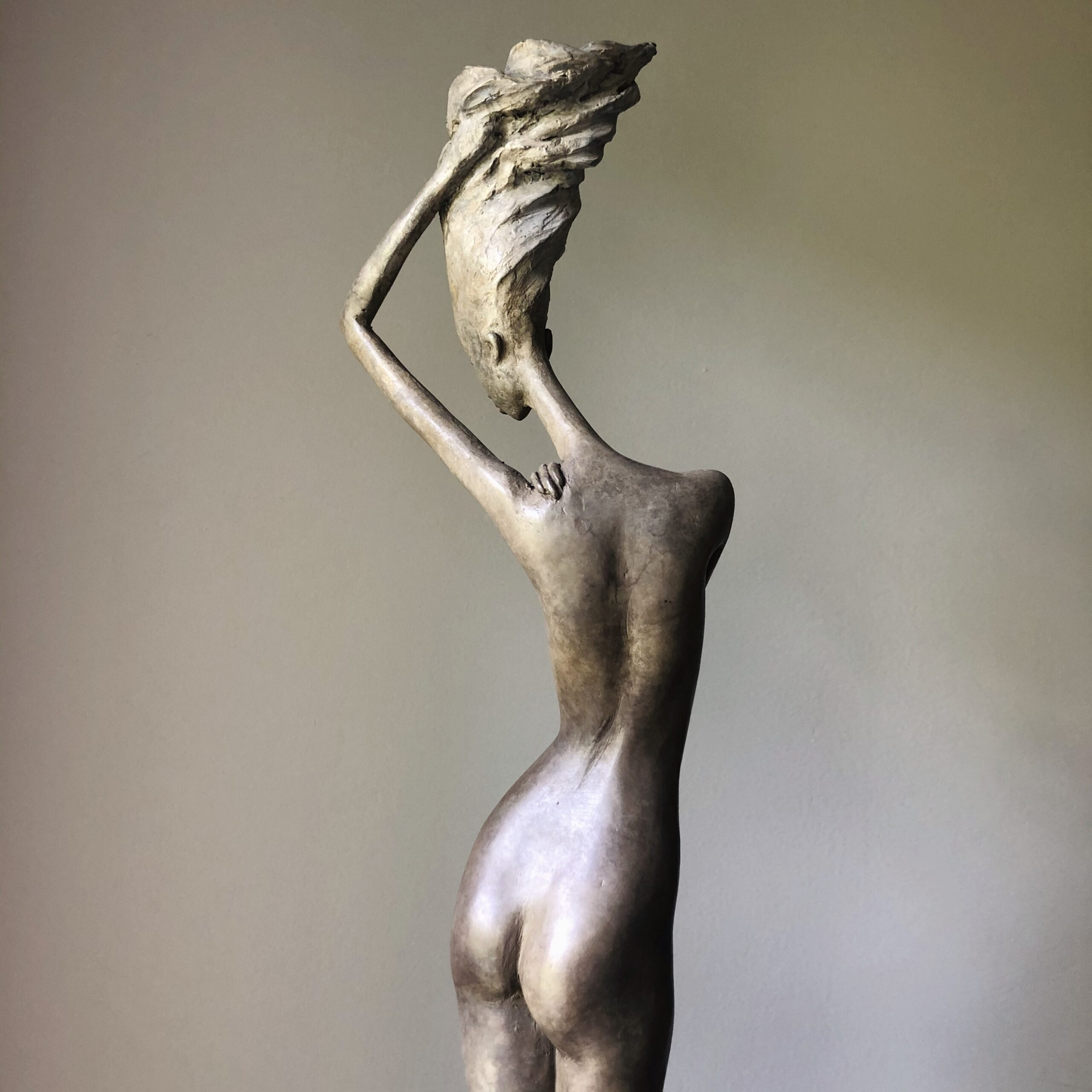 Hedwige Leroux - sculpture - Tourbillon- © Casart