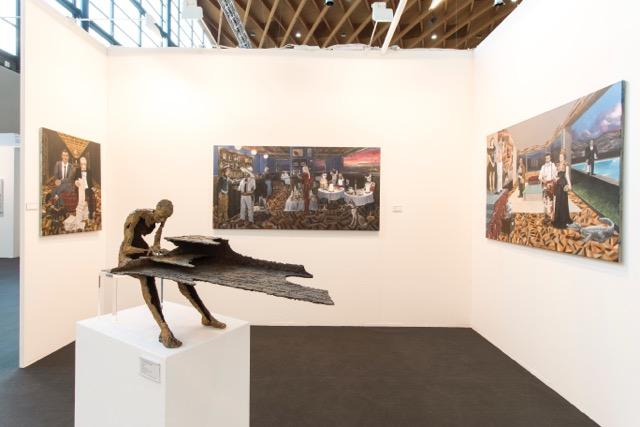 Van den Abeele - sculpture - Virtuoso - © Casart