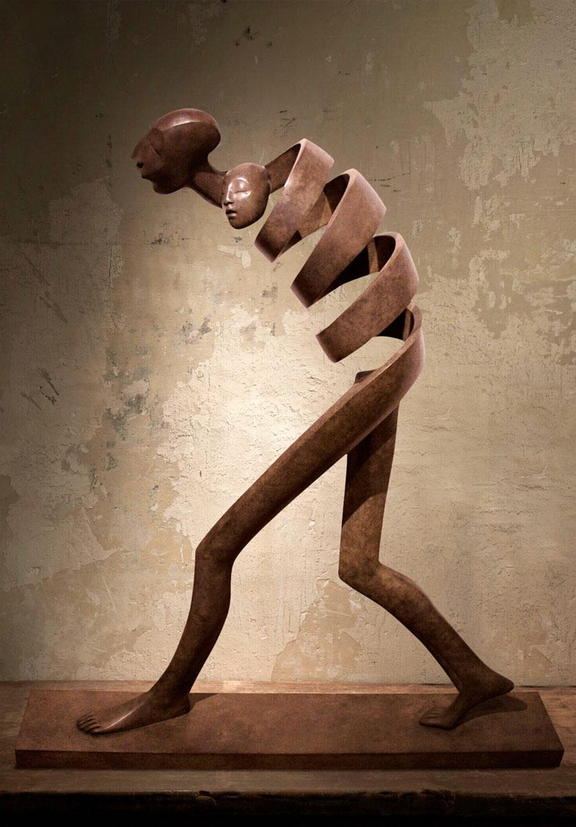 Miramontes - sculpture - Amor - © Casart
