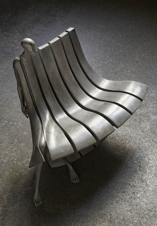 Waiting for... - Miramontes - sculpture - © Casart