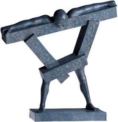 Corby - sculpture - Envergure - © Casart