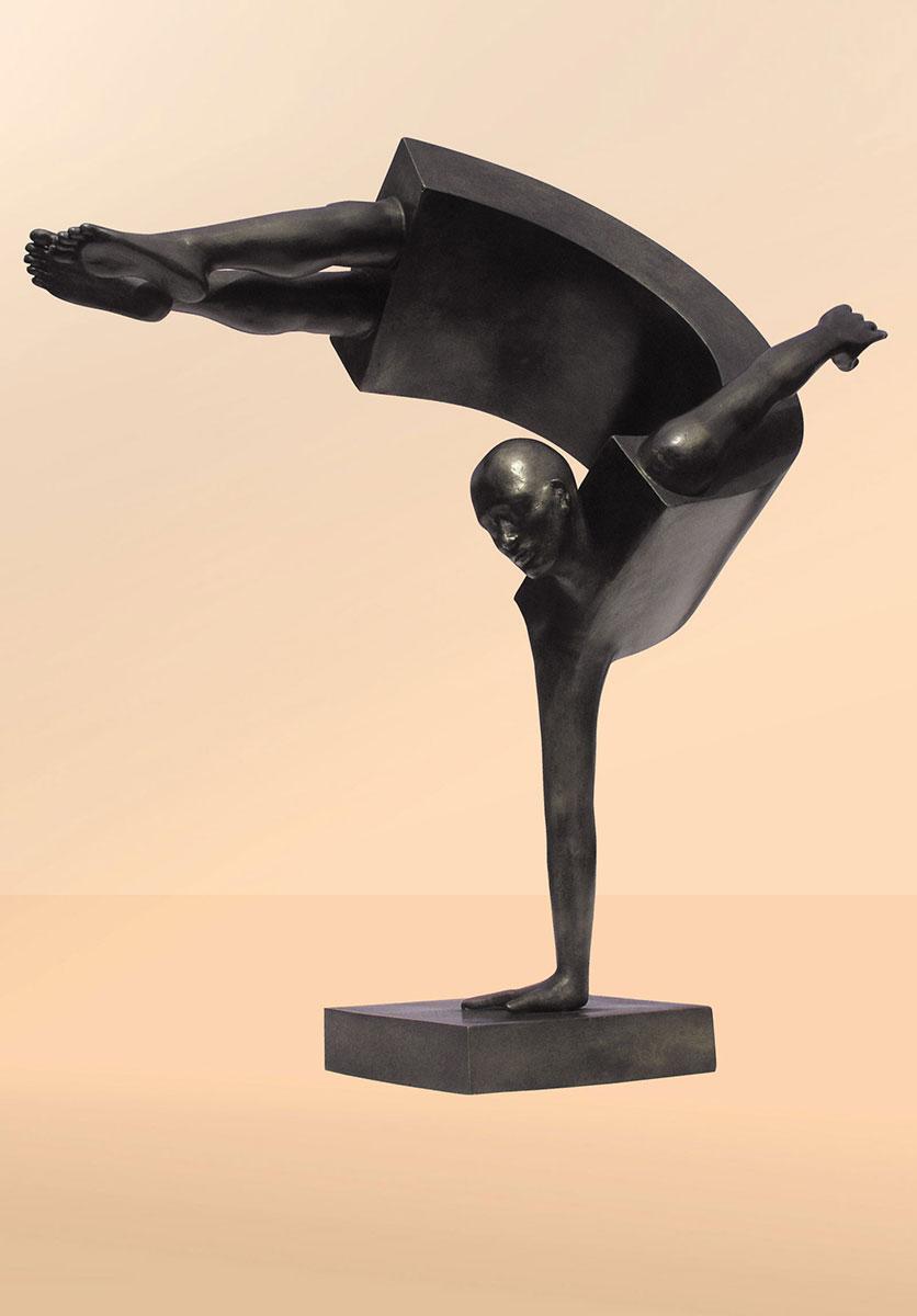 Balance 1 - Jean-Louis Corby - © Casart