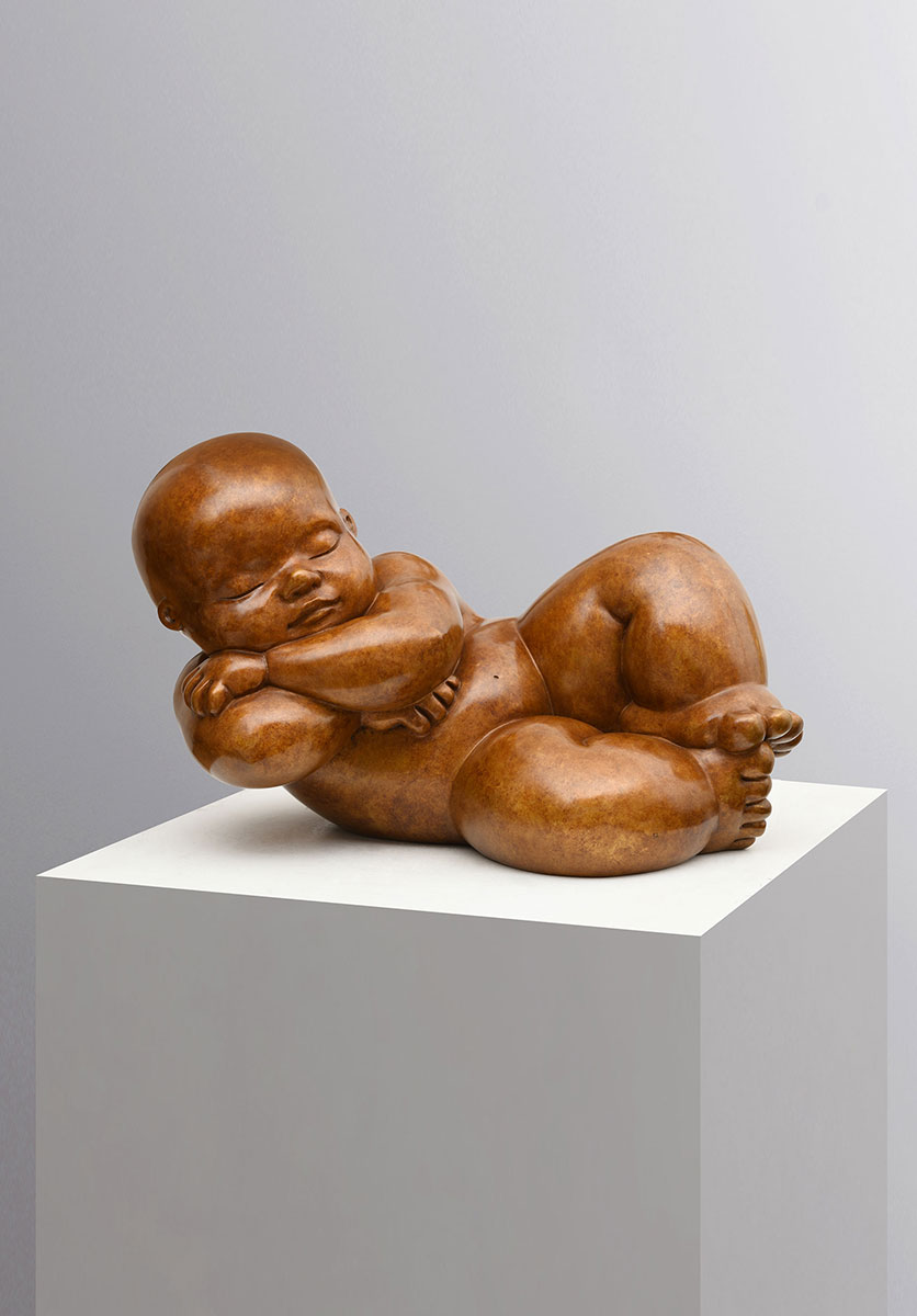 Espoir - Mariela Garibay - Bronze - © Casart
