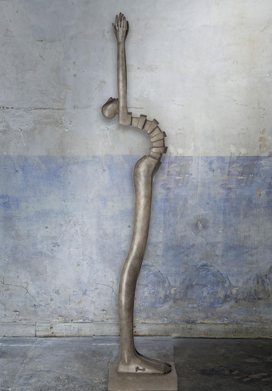 Luna - Miramontes - sculpture - © Casart