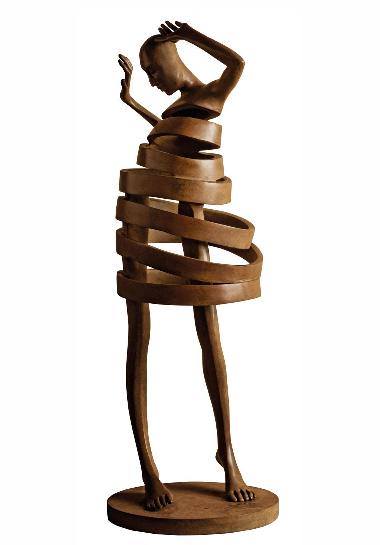 Mira - Miramontes - sculpture - © Casart