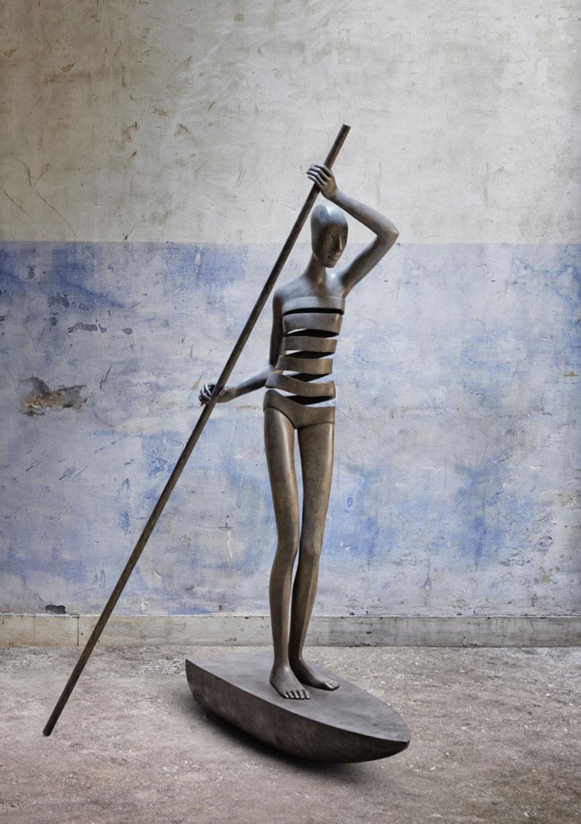 Origin - Miramontes - sculpture - © Casart