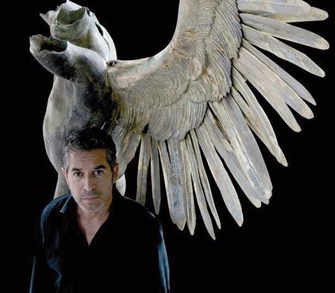 Jorge Marin, sculpteur, Casart