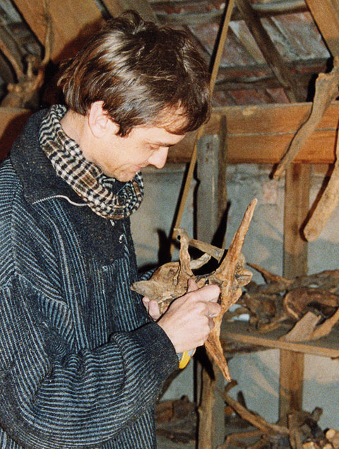Nicolas Rudler, sculpteur, Casart