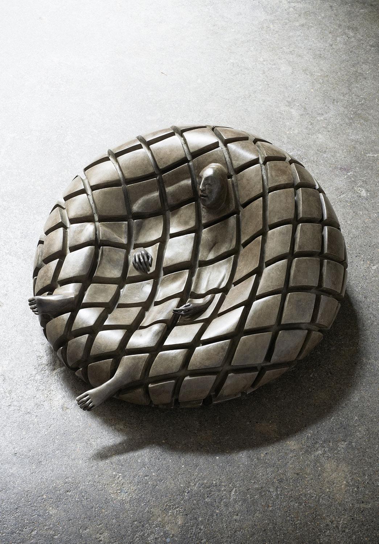 Songe - Miramontes - sculpture - © Casart