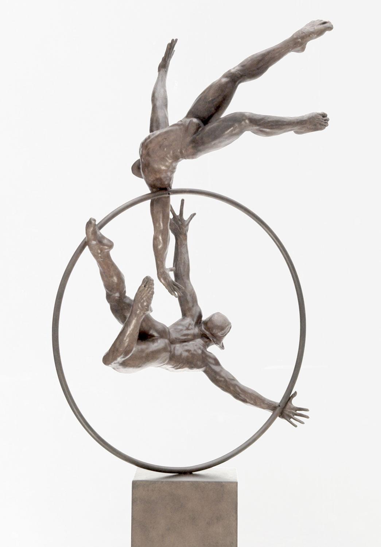 Jorge Marin - sculpture - Flight - © Casart